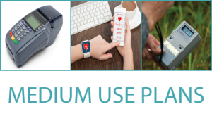 M2M Medium Use Plans